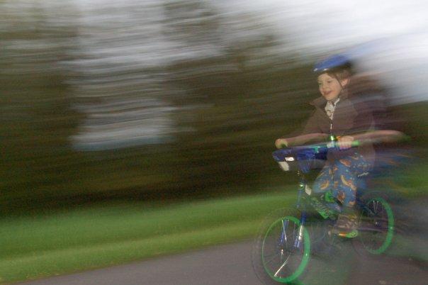 Owenonbike